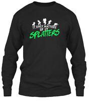 Paintball Splatter Matters Gildan Long Sleeve Tee T-Shirt