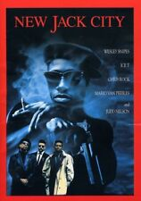 New Jack City [New DVD] Full Frame, Subtitled, Widescreen, Ac-3/Dolby Digital,