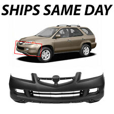 NEW Primered - Front Bumper Cover Replacement for 2004 2005 2006 Acura MDX