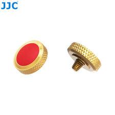 JJC Shutter Release Button Cap for Fujifilm X-pro1 2 X100t X-t2 Xt10 Leica M7 M8