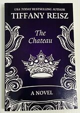 The Chateau: An Erotic Thriller by Tiffany Reisz 2018 Paperback