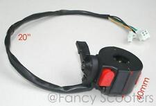Peace Sports Kid ATV 5 wires ATV Start,Kill Switch w/Chock (no Light Control)