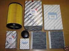 ALFA ROMEO 156 1.9 8v Multijet Nuovo Originale Filtro Servizio Kit