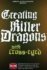 Creating Killer Dragons with Cross-eyed Airbrush Painting DVD Airbrush Action