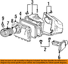 GM OEM-Mass Air Flow Sensor 19112543