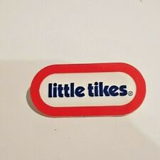 Little Tikes Replacement Logo Badge Sign Playhouse Kitchen Sand Water Table