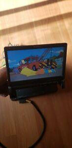 Kenwood KVT-617 DVD flip up radio With Hideaway Brain