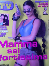 TV Sorrisi e Canzoni 15 1999 Natalia Estrada - Speciale Massimo Di Cataldo [D16]