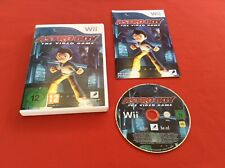 ASTRO BOY THE VIDEO GAME NINTENDO WII PAL COMPLET