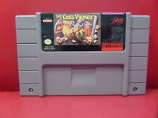 Lost Vikings (Super Nintendo Entertainment System, 1993) TESTED WORKS