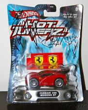 2003 HOT WHEELS Hot Tunerz signed Prodrive Ferrari GT Petit Le Mans 1/64 Diecast