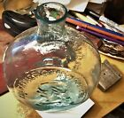 Mint Qt. Dyottville Glass Works G1-39 Historical Flask Washington & Taylor-O.P.