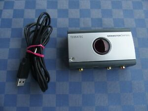 +++ Terratec Grabster Series Version 2 Composite - S-Video - Stereo Audio +++