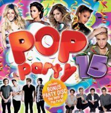 Varios - Pop Party 15 Nuevo 2cd (Pre Rel 6 Nov.)