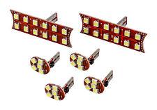 LED Illuminazione Interna Luce pacchetto moduli per BMW e90 e91 e92 e93 e60 e82 e65