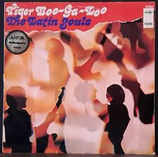 THE LATIN SOULS - TIGER BOO-GA-LOO OZ PRESS MCA COP/S 2017 EX+ COND RARE