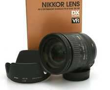 Nikon 16-85mm F3.5-5.6G ED AF-S Nikkor VR. Lens for Nikon DSLR Camera