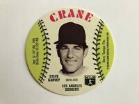 1976 Crane Potato Chips Baseball STEVE GARVEY Los Angeles Dodgers NM-MT+++ Disc