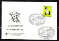 Germany 1982 Sc 1371 Mi 1129 Hannover Stamps collector meeting