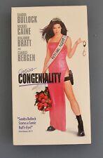Miss Congeniality (VHS, 2001) Michael Caine, Candice Bergen, Sandra Bullock
