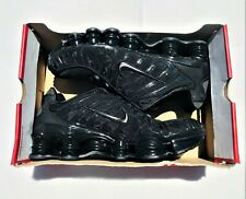 Nike Shox TL Triple Black Running Shoes BV1127-001 Men's Sz 10, Women's Sz 11.5