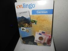 Onlingo German Level 3 New Sealed Cd Rom 2008 Self Paced Free Shipping