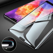 For Huawei Mate 20 Pro/Lite 5D Full Cover Temper Glass Film Screen Protector LOT