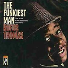 RUFUS THOMAS - THE FUNKIEST MAN NEW CD