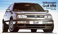 Fujimi 12093 RS-22 1/24 Scale Model Sport Car Kit VW Volkswagen Golf MK3 VR6