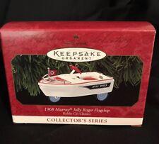 Hallmark Keepsake Ornament 1968 Murray Jolly Roger Flagship Boat