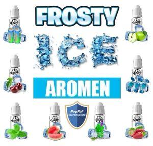 Frosty ICE Aroma Konzentrat  für E Liquid Eliquid E-Liquid EJuice 10ml bis 100ml