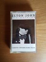 Elton John - Ice On Fire (cassette)