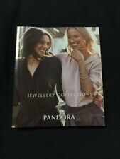 BN AUTHENTIC PANDORA OCT 2017 JEWELLERY COLLECTIONS BOOK LATEST EDITION