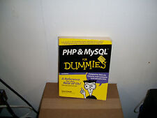 Php and MySql for Dummies® by Janet Valade (2004, Paperback, Revised)