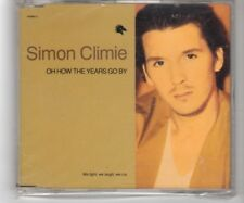 (HQ958) Simon Climie, Oh How The Years Go By - 1992 CD