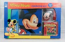 Disney Interactive Mickey Mouse Computer Kit - New Old Stock