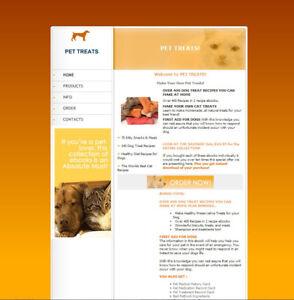 Pet Care Website For Sale. Sell Pet Diet, Pet Names, Pet Health Pet Games Books