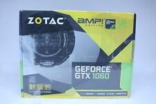 Zotac GeForce GTX 1060 Amp! Edition 6GB GDDR5 VR Ready Graphics Card