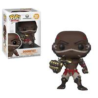 DOOMFIST Funko Pop! Games: Overwatch ~ Vinyl action figure #351 ~NIB
