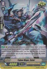 1x Cardfight!! Vanguard Taboo Mage, Cafar - G-BT04/015EN - RR Near Mint