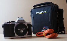 Olympus OM-D E-M5 16.1 MP Digital Camera Silver (Body Only) With a small issue