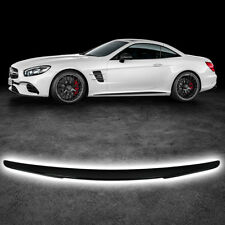 STOCK IN USA ▶ R231 CONVERTIBLE MERCEDES BENZ TRUNK SPOILER SL-CLASS PAINTED 040