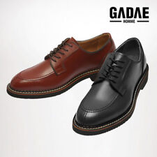 GADAE HOMME Mens Genuine Leather Oxfords Formal Casual Dress Derby Shoes 228