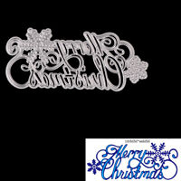 Snowflake christmas Metal Cutting Die For DIY Scrapbooking Album Paper Ca JFL YK