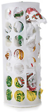 Grocery Bag Storage Holder - This Large Capacity Bag Dispenser Will Neatly Store