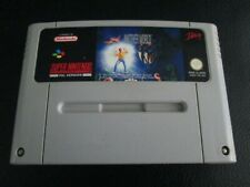 Another World For Super Nintendo / SNES Game Cartridge