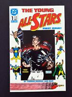 THE YOUNG ALL-STARS #1 DC COMICS 1987 NM+