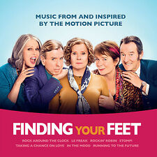Finding Your Feet Various Artists Audio CD