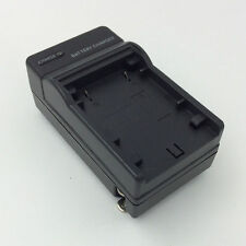Battery Charger for SAMSUNG SB-LSM80 VP-D351i D361i VP-D352i D353i Camcorder AC