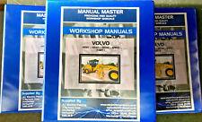 Volvo Motor Graders G930,G940,G946,G960,Workshop Repair Manual,Fully Printed